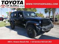 Used 2019 Jeep Wrangler Unlimited Sport SUV