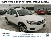 2017 Volkswagen Tiguan Limited 2.0T 4motion SUV