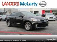 Used 2020 KIA Rio LX Sedan