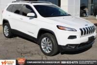 Used 2014 Jeep Cherokee Limited SUV