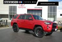 Used 2017 Toyota 4Runner TRD Pro 4WD