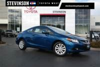 Used 2012 Honda Civic Coupe EX-L