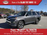 Used 2018 Toyota 4Runner Limited 2WD