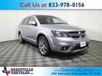 Used 2017 Dodge Journey GT SUV