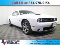 Used 2015 Dodge Challenger R/T Plus Coupe