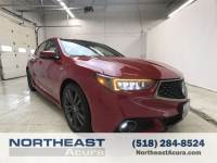 Used 2019 Acura TLX 3.5L FWD w/A-Spec Pkg
