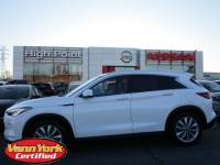 Used 2019 INFINITI QX50 LUXE SUV For Sale in High-Point, NC near Greensboro and Winston Salem, NC