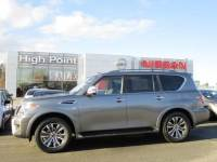 Used 2019 Nissan Armada SL SUV For Sale in High-Point, NC near Greensboro and Winston Salem, NC
