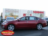 Used 2015 Nissan Altima 3.5 SV Sedan For Sale in High-Point, NC near Greensboro and Winston Salem, NC