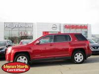 Used 2015 GMC Terrain SLE SUV For Sale in High-Point, NC near Greensboro and Winston Salem, NC