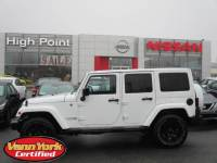 Used 2014 Jeep Wrangler Unlimited Altitude SUV For Sale in High-Point, NC near Greensboro and Winston Salem, NC