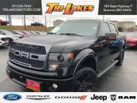 Used 2014 Ford F-150 FX4 Pickup