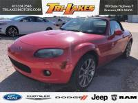 Used 2008 Mazda MX-5 Miata Grand Touring Convertible