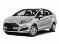 Used 2016 Ford Fiesta SE Sedan