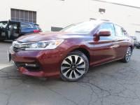 Certified 2017 Honda Accord Hybrid Sedan