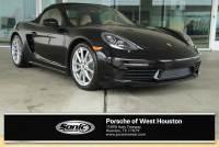 2017 Porsche 718 Boxster Roadster in Houston