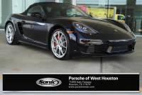 2017 Porsche 718 Boxster S in Houston