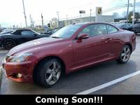 2010 LEXUS IS 250C 250 C