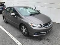 Pre-Owned 2013 Honda Civic Sedan