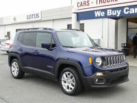 Pre-Owned 2018 Jeep Renegade Latitude FWD SUV