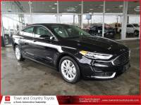 Used 2019 Ford Fusion Hybrid SEL Sedan in Charlotte