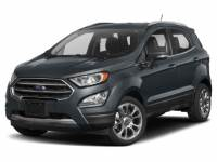 2019 Ford EcoSport Titanium - Ford dealer in Amarillo TX – Used Ford dealership serving Dumas Lubbock Plainview Pampa TX