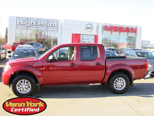 Photo Used 2019 Nissan Frontier SV Pickup For Sale in High-Point, NC near Greensboro and Winston Salem, NC