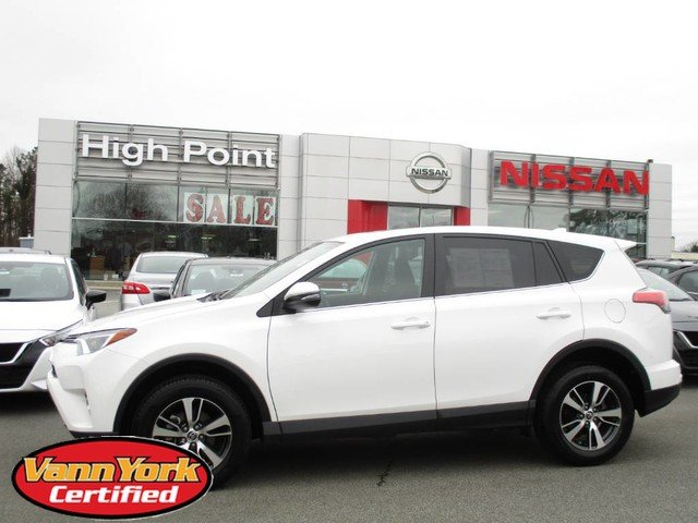 Photo Used 2018 Toyota RAV4 XLE FWDFor Sale in High-Point, NC near Greensboro and Winston Salem, NC