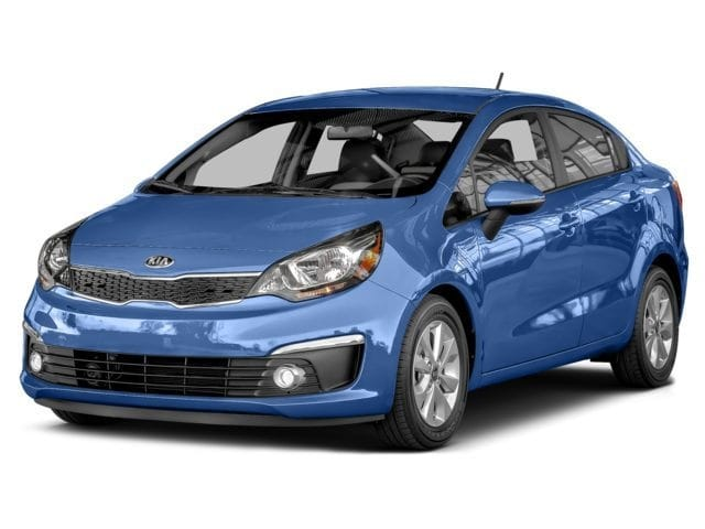 Photo Used 2016 Kia Rio Sedan LX in Houston, TX