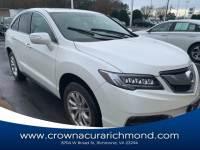 Pre-Owned 2017 Acura RDX V6 in Richmond VA