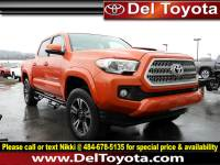 Used 2017 Toyota Tacoma TRD Sport For Sale in Thorndale, PA | Near West Chester, Malvern, Coatesville, & Downingtown, PA | VIN: 3TMCZ5AN8HM053208