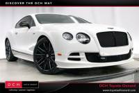 2015 Bentley Continental GT Speed Speed Coupe