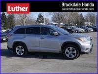 2015 Toyota Highlander Limited Minneapolis MN   Maple Grove Plymouth Brooklyn Center Minnesota 5TDDKRFH5FS178005