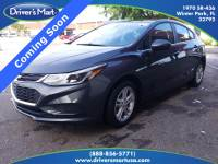 Used 2017 Chevrolet Cruze LT Auto For Sale in Orlando, FL | Vin: 3G1BE6SMXHS576544