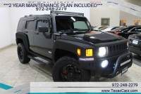 2006 HUMMER H3 4dr SUV for sale in Carrollton TX