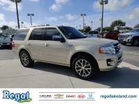 Used 2017 Ford Expedition King Ranch SUV