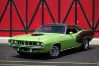 1971 Plymouth Barracuda / Cuda -426 HEMI- 4 SPEED MANUAL - PISTOL GRIP SHIFTER -SEE VIDEO
