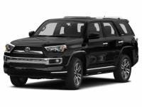 Certified Used 2016 Toyota 4Runner RWD V6 Limited in El Monte