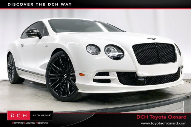 Photo 2015 Bentley Continental GT Speed Speed Coupe