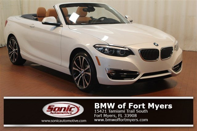 Photo Pre-Owned 2020 BMW 230i Convertible in Fort Myers