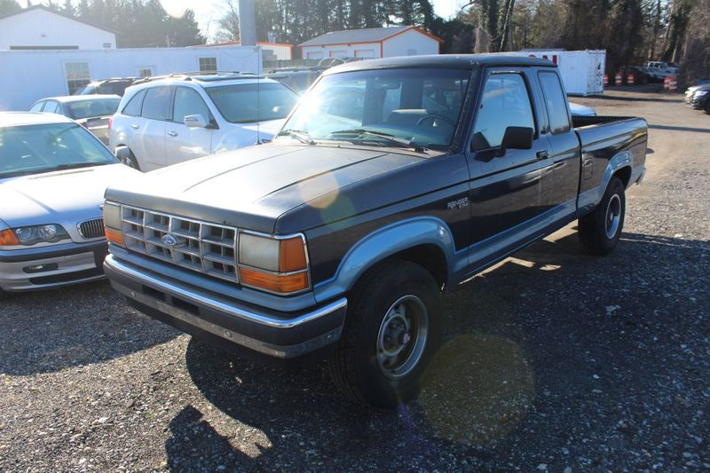 Photo Used 1989 Ford Ranger SUPER CAB