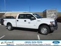 2014 Ford F-150 XL Truck SuperCrew Cab V-6 cyl
