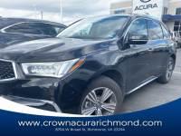 Pre-Owned 2017 Acura MDX V6 SH-AWD in Richmond VA