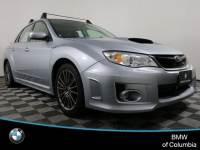 2014 Subaru Impreza WRX WRX Sedan