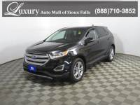 Pre-Owned 2018 Ford Edge Titanium SUV for Sale in Sioux Falls near Brookings