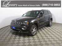 Pre-Owned 2018 Jeep Grand Cherokee Limited SUV for Sale in Sioux Falls near Brookings