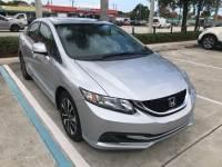 2013 Honda Civic EX Sedan 19XFB2F85DE024532