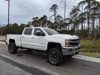 2018 Chevrolet Silverado 2500HD LTZ Truck Crew Cab in Columbus, GA