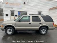 2004 Chevrolet Blazer 4-Door 4WD LS 4-Speed Automatic