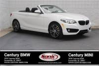 Pre-Owned 2020 BMW 2 Series Convertible in Greenville, SC